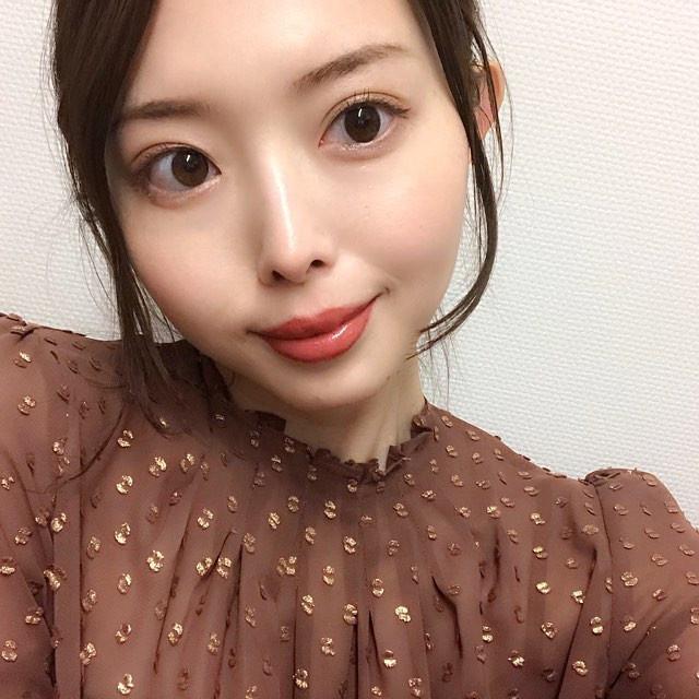 卵型さんは眉頭をキリッと仕上げる yuika_matsushita
