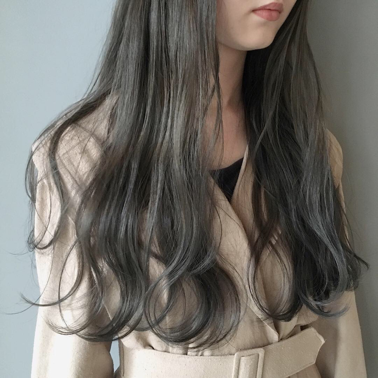 暗髪なら色落ちも少なく色味長持ち! 冨永 真太郎