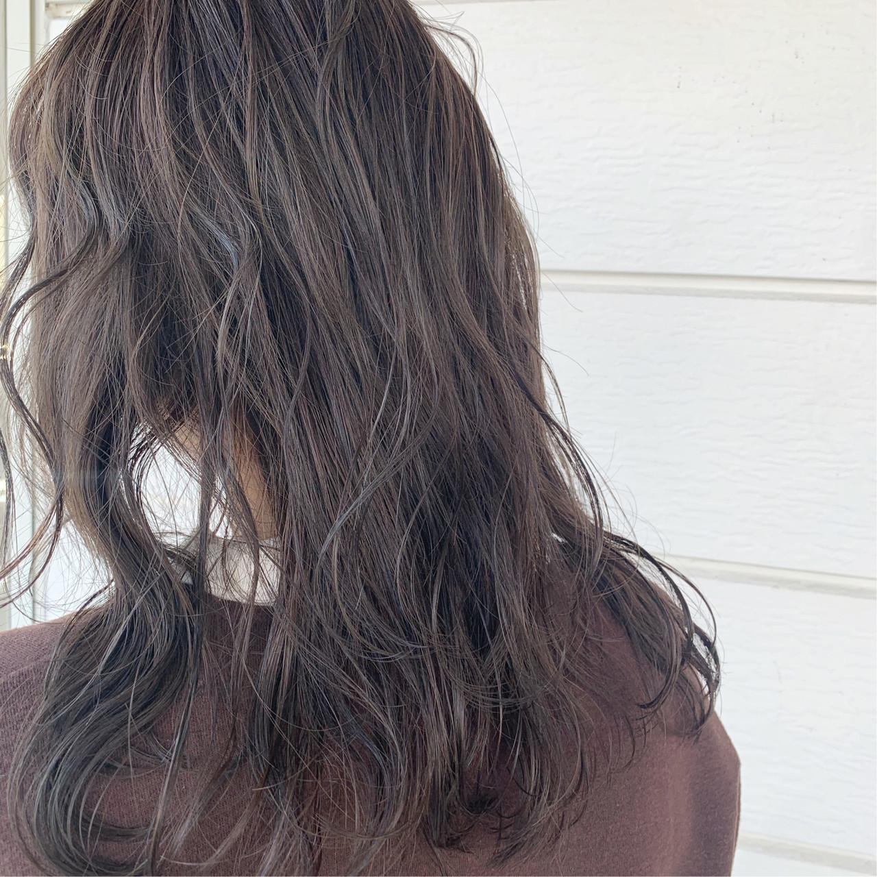 ナチュラル 可愛い デート 暗髪女子 ヘアスタイルや髪型の写真・画像