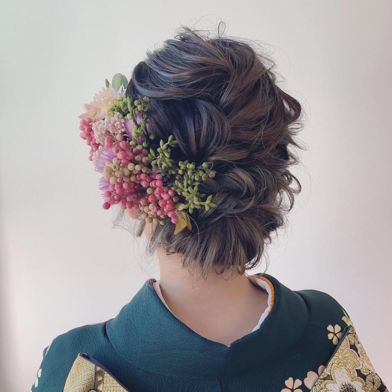 大和撫子になれちゃう愛らしい袴姿をもっと素敵にしてくれる髪型大特集