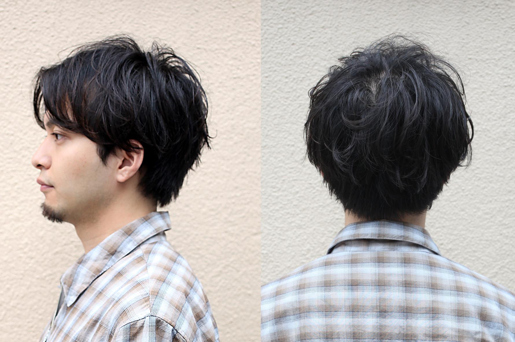 Avenz.foundation 青山 清志さんスタイル:サイドバック