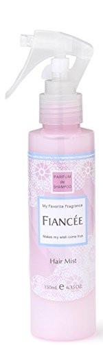 爽やかな香り「フィアンセ フレグランスヘアミスト ピュアシャンプーの香り 150mL」