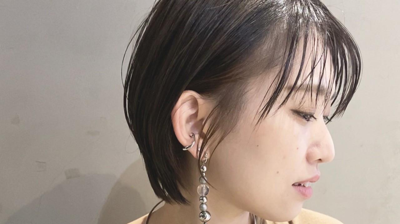 【20代向け】可愛さと大人っぽさ50%ずつのベストバランスヘア