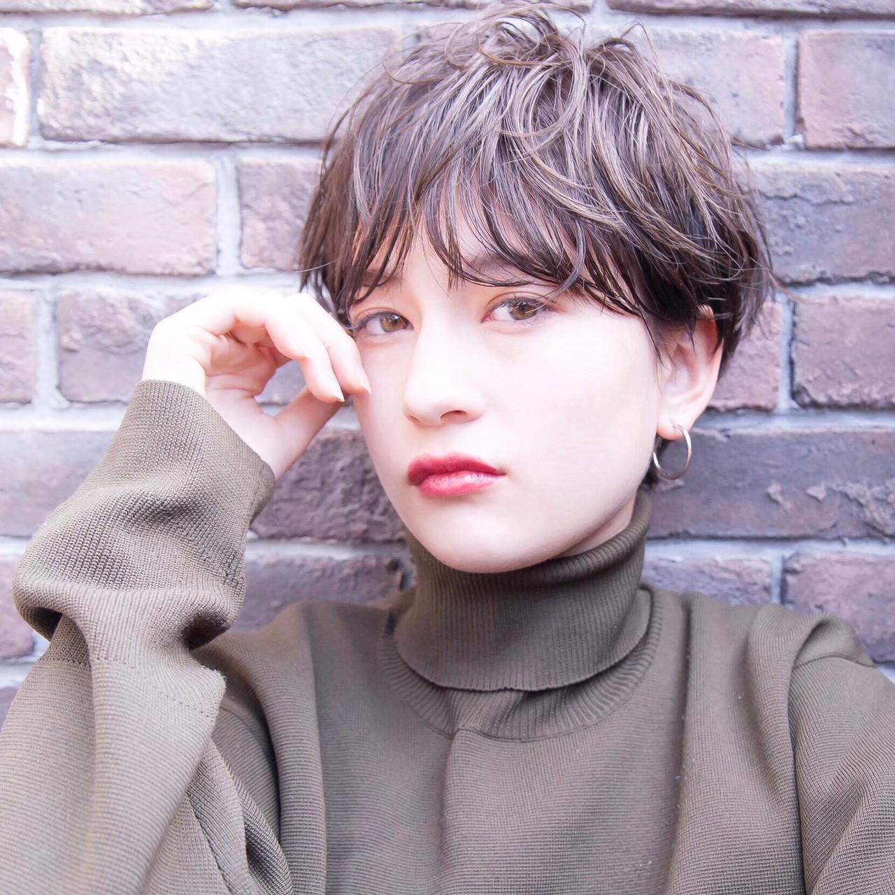 大人女子 外国人風フェミニン 濡れ髪スタイル ナチュラル ヘアスタイルや髪型の写真・画像