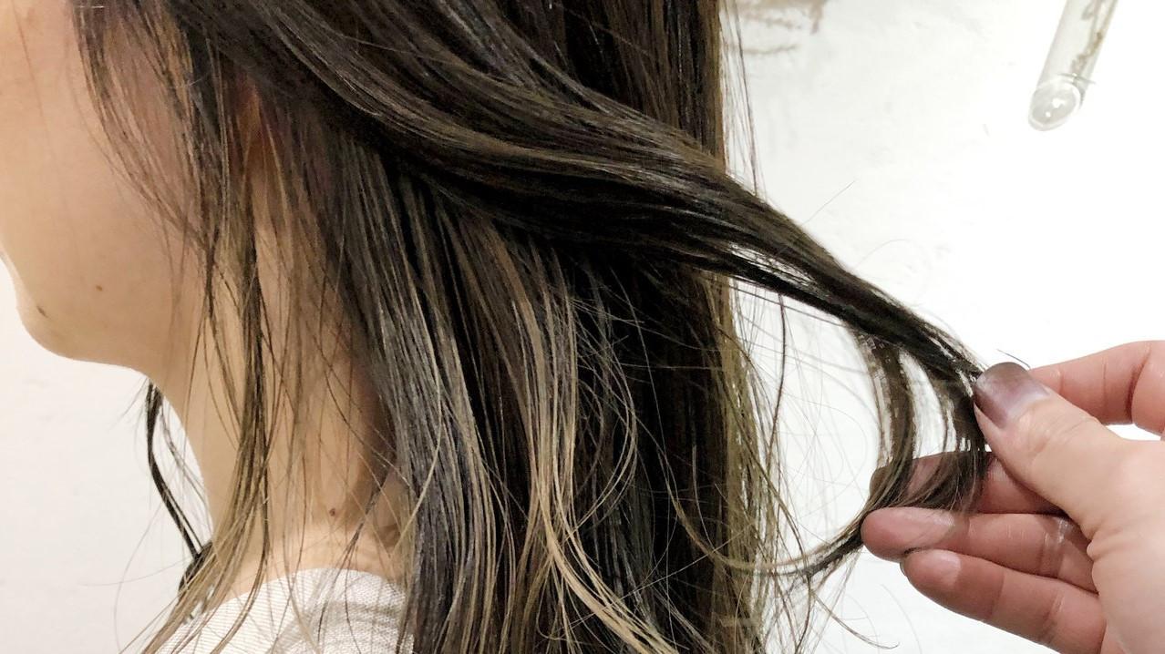 人気の『ハイライトカラー』3選!可愛すぎずクールすぎない丁度いい髪色