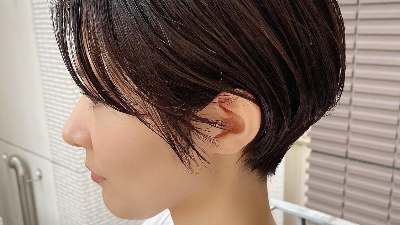 今ドキ『シンプル』なのが一番!誰でもチャレンジしやすい髪型