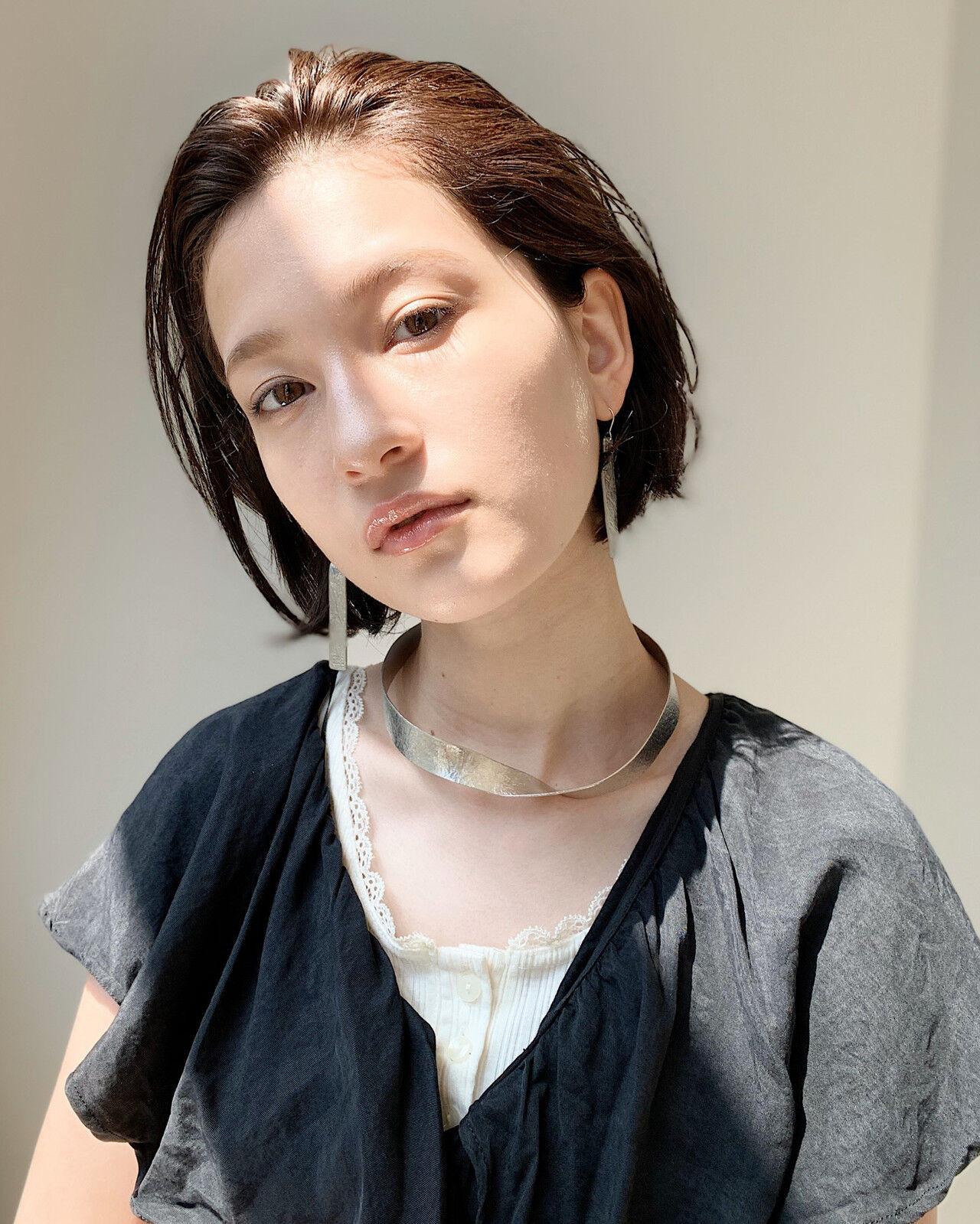 金子 篤央/SHISEIDO PASSAGE BEAUTÉ