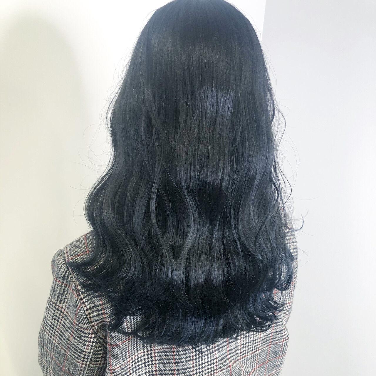 黒髪風カラー 佐藤高徳  RAFTOKYO