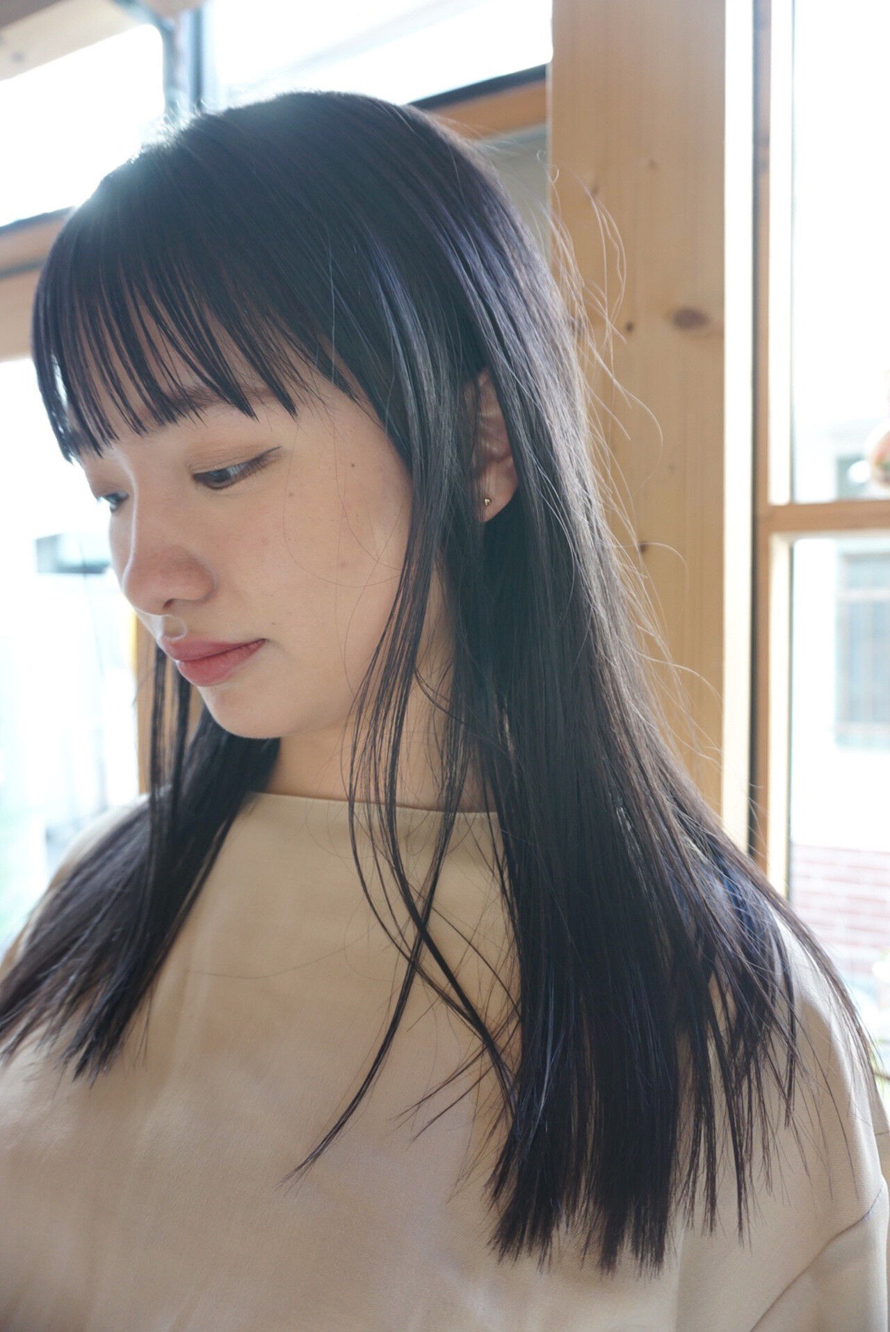 素髪感がナチュラルでイイ♡ 冨永 真太郎  人トナリ
