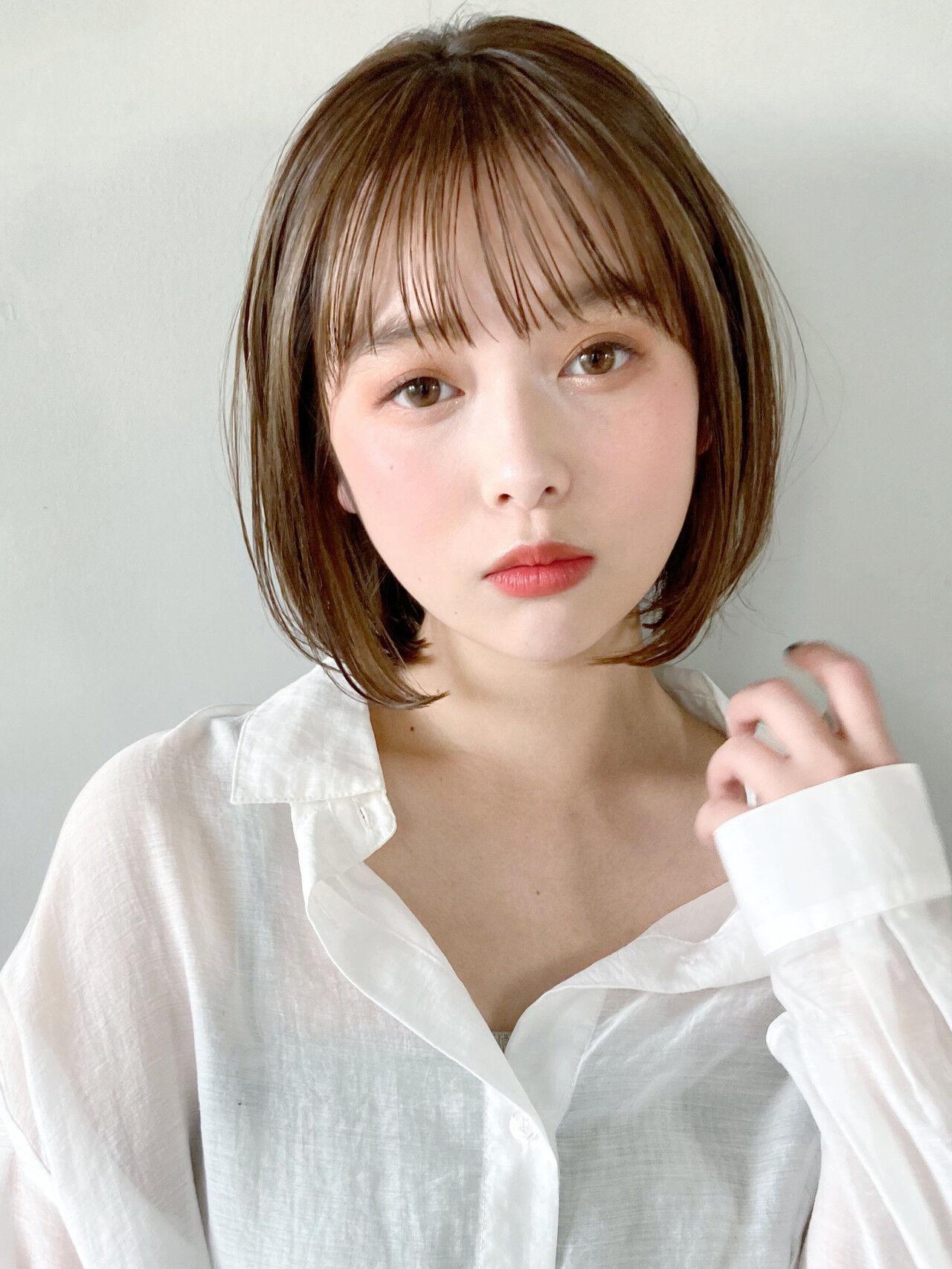 ショート・ボブ トキタ マサヒロ kyli表参道  kyli表参道