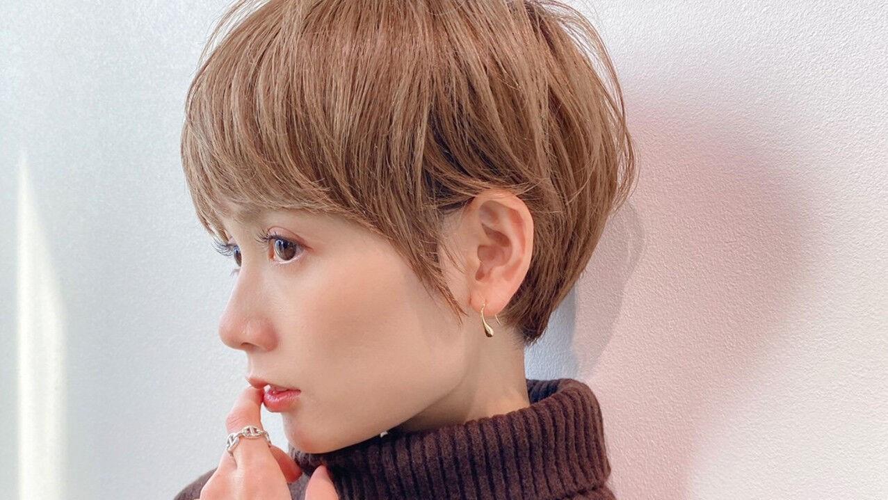 【2021年】ヘアスタイルで毎日が変わる。新しい髪型を楽しもう。