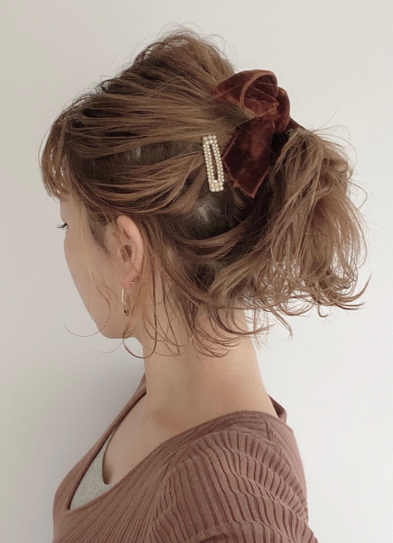 お気に入りのヘアアクセをプラス 宮崎 まさみ  APPiiS