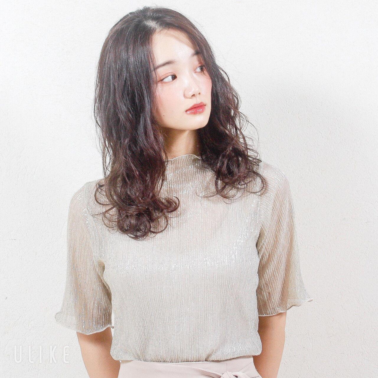 外巻き×内巻きのミックス 下尾明大/Euphoria 銀座本店  Euphoria 銀座本店