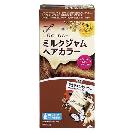 LUCIDO-L (ルシードエル) ミルクジャムヘアカラー