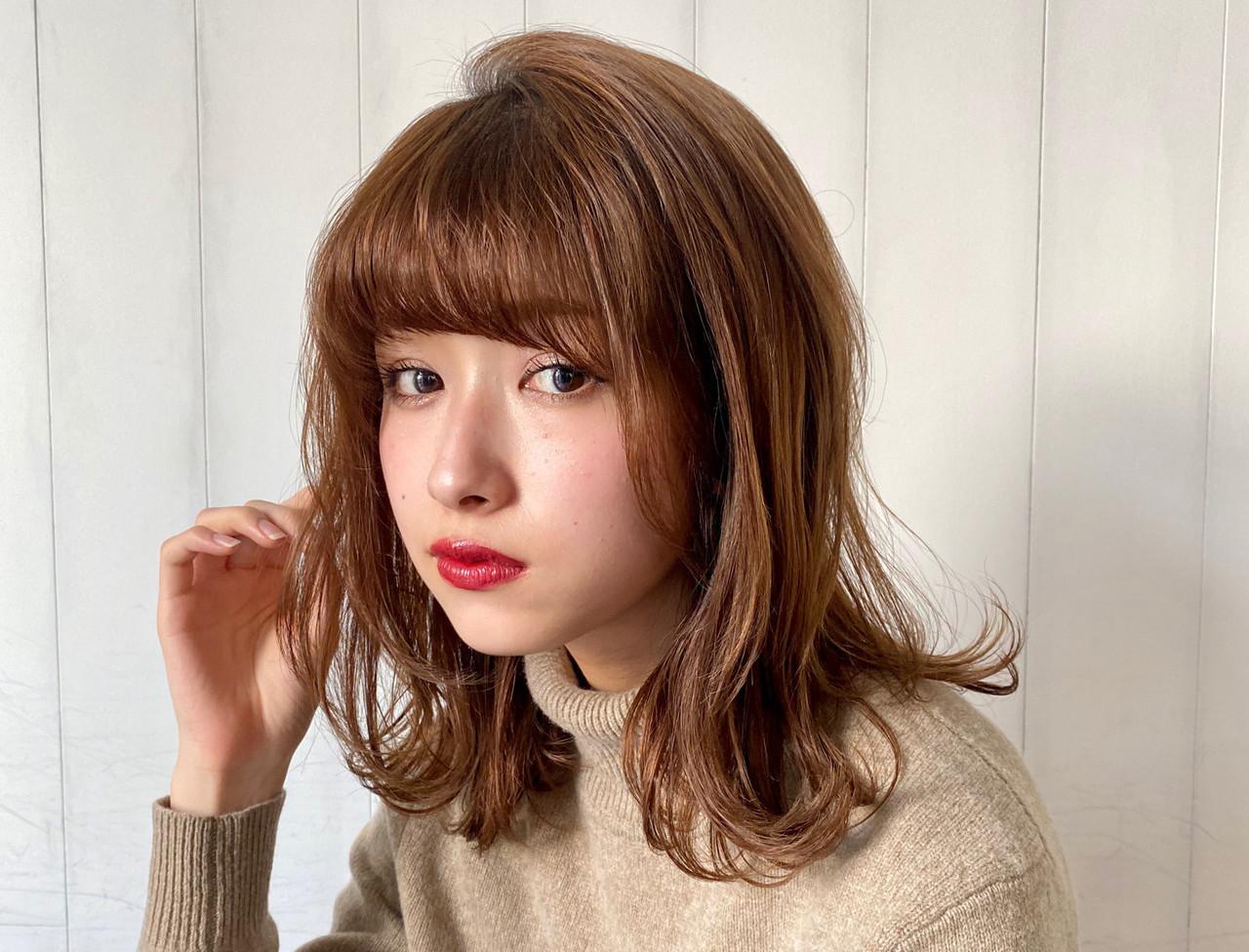 【顔型別】前髪で悩んでいる人必見!今年流行の前髪をピックアップ