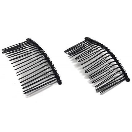 髪の量が多い人はヘアコームの櫛が10本以上がおすすめ