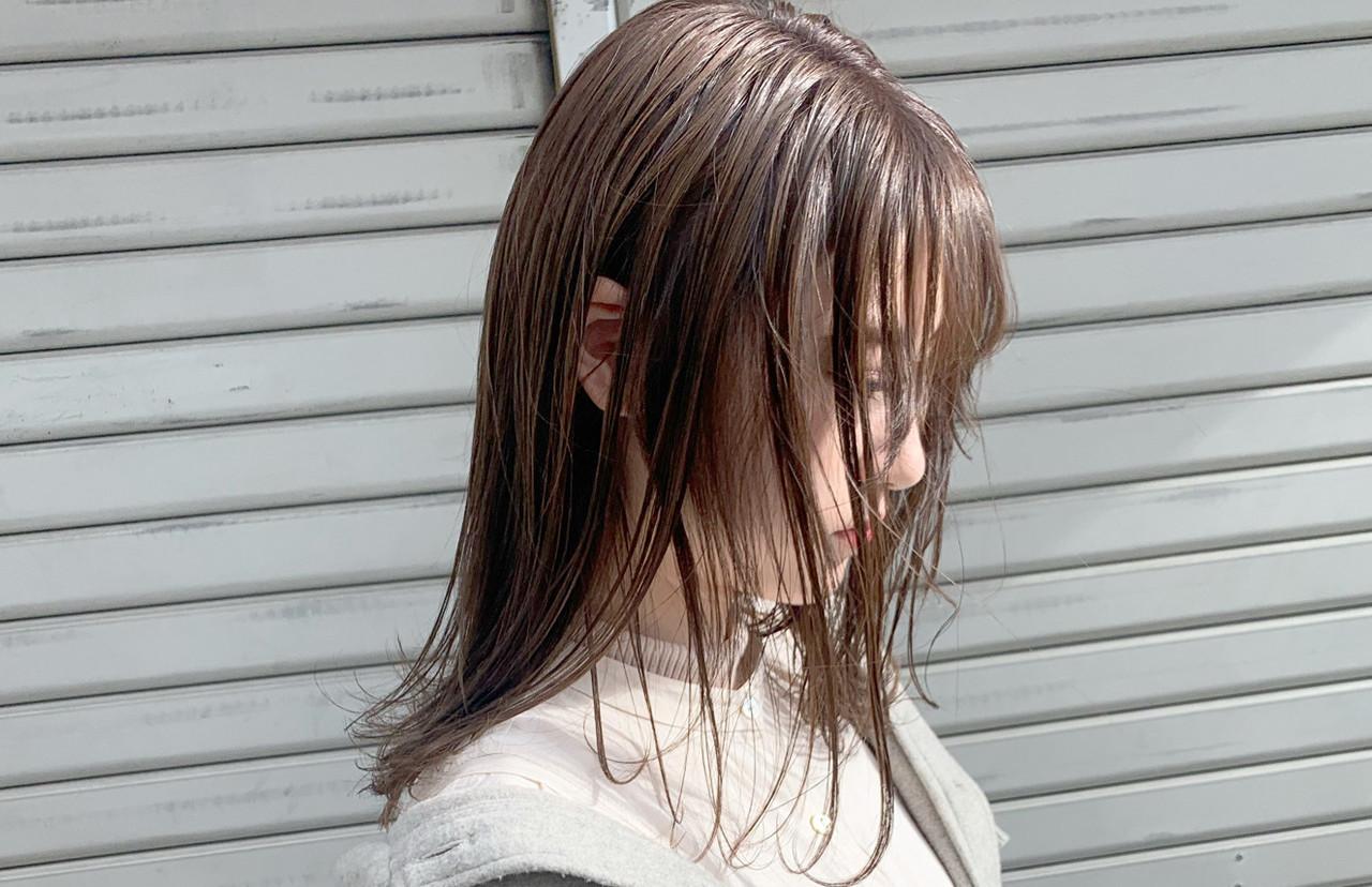 「ブリーチなし!」でも透明感溢れる髪色になれる魅惑の3色