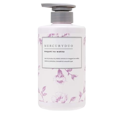 【TOP1】フェミニンな香りで人気「マーキュリーデュオ MERCURYDUO アミノ酸 シャンプー 480ml 」