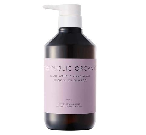 【TOP5】精油の香りに包まれる「カラーズ ザ パブリック オーガニック スーパー ポジティブ シャンプー」