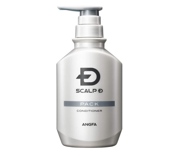 頭皮をケアする「スカルプD 薬用スカルプパックコンディショナー すべての肌用」