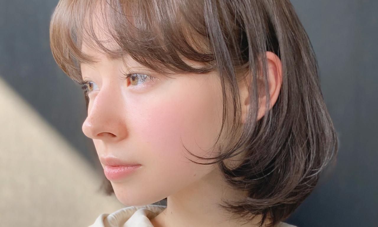 【顔型別】コンプレックスを解消するサイドバングのすすめ