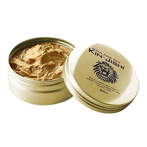 アメイズプラス ゴールドヘアワックス 金獅子
