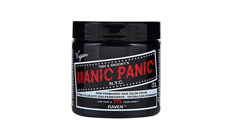 マニックパニック カラークリーム レイヴァン