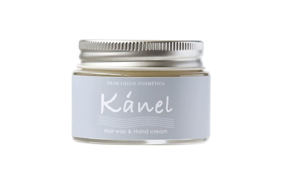 カネル(kanel)ヘアワックス&トリートメント 全身に使える オーガニックシアバター