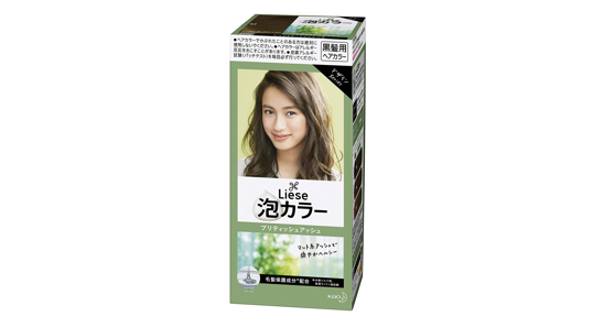 リーゼ 泡カラー ブリティッシュアッシュ 108ml 【医薬部外品】