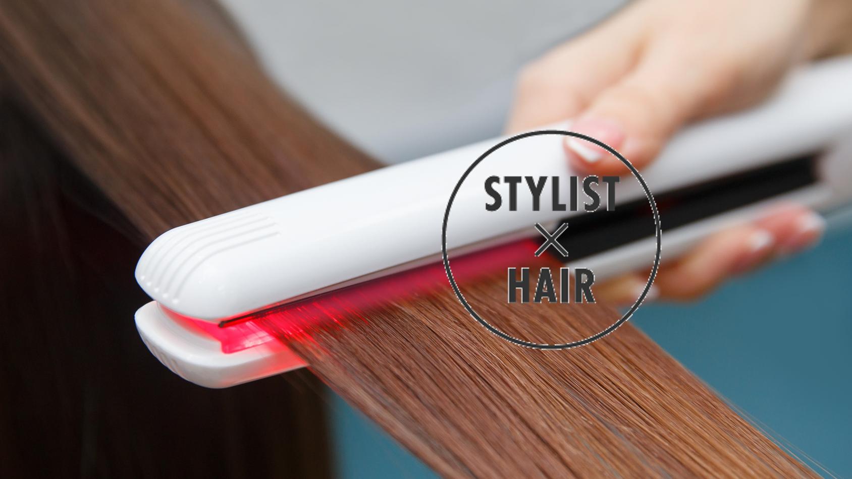 美容師に調査!毎日使うヘアアイロンの罠…。