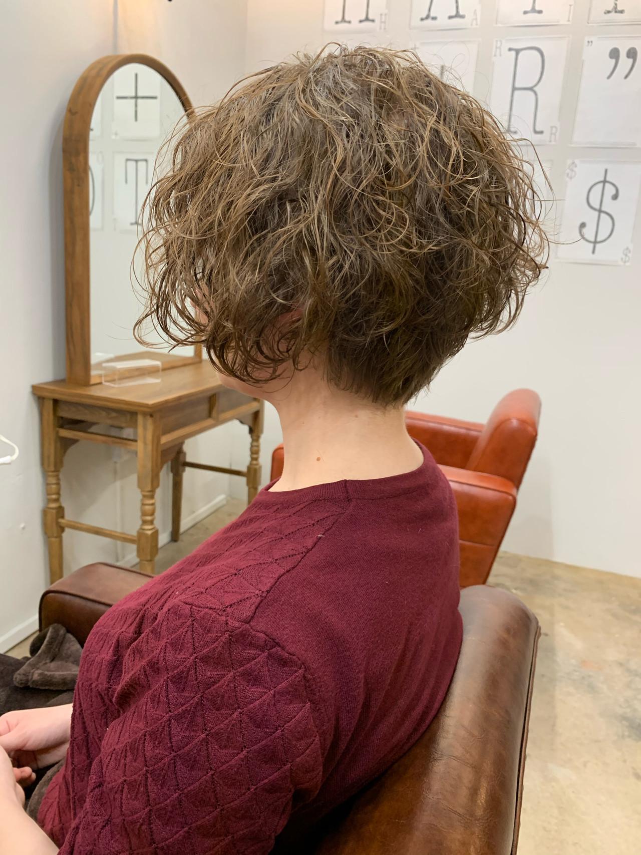 ショート アッシュ ショートボブ 結婚式 ヘアスタイルや髪型の写真・画像