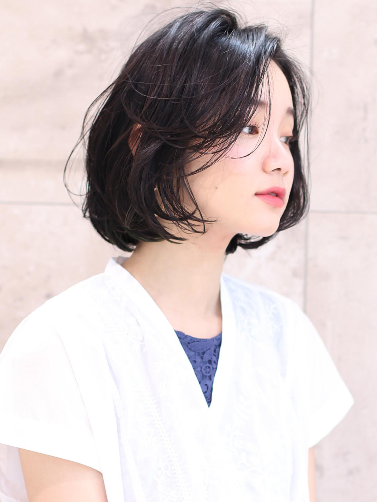 デジタルパーマ ショートヘア ベリーショート ショート ヘアスタイルや髪型の写真・画像