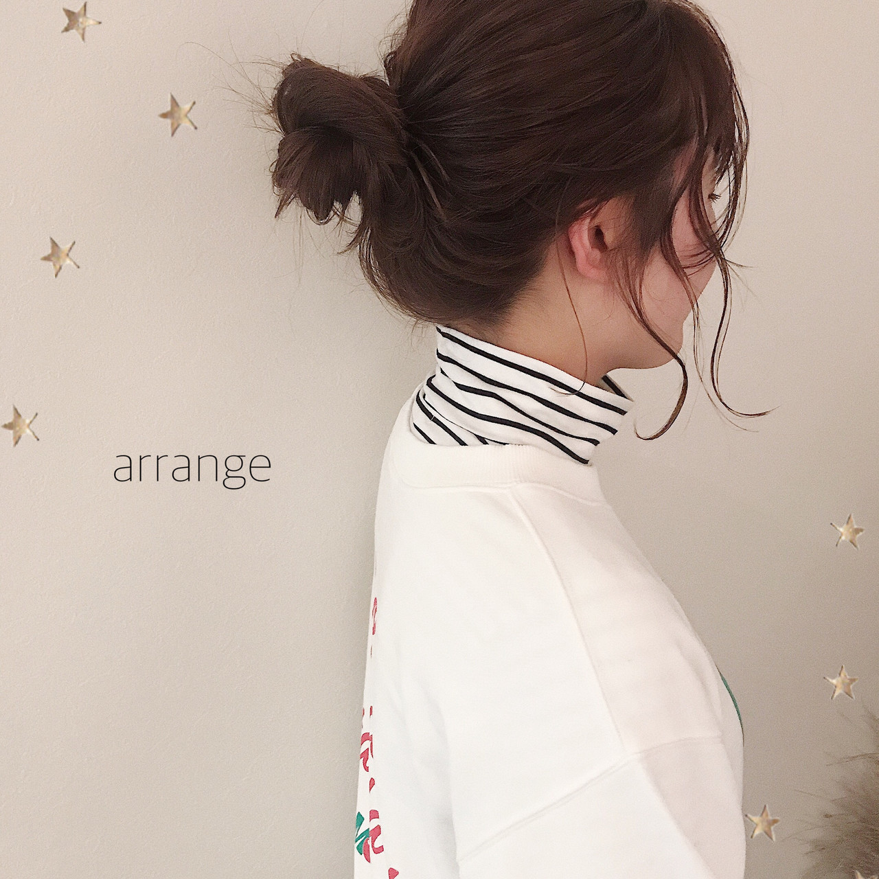 ヘアアレンジ ナチュラル ミディアムレイヤー ミディアム ヘアスタイルや髪型の写真・画像