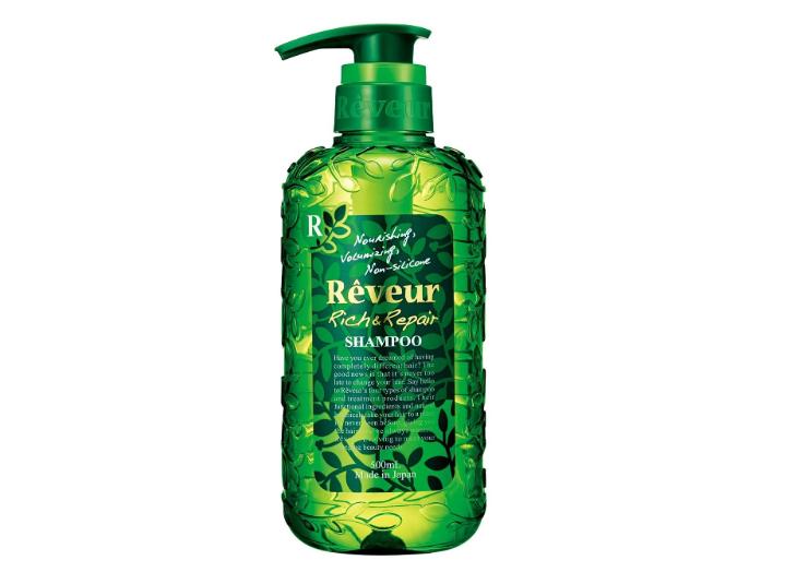 ハリ・コシ髪になれる「緑のリペア」