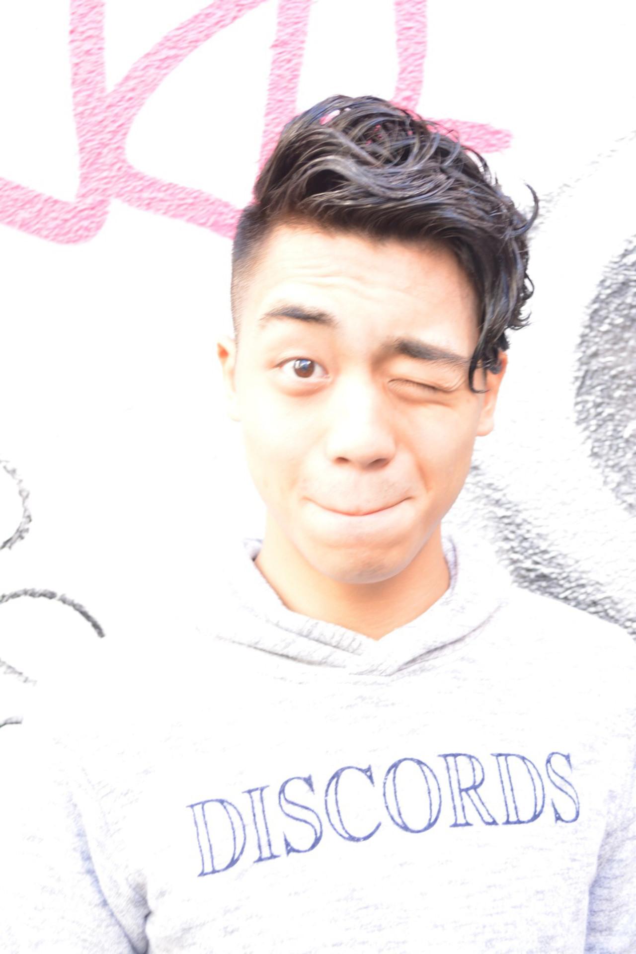 福岡市 ストリート メンズヘア ベリーショート ヘアスタイルや髪型の写真・画像