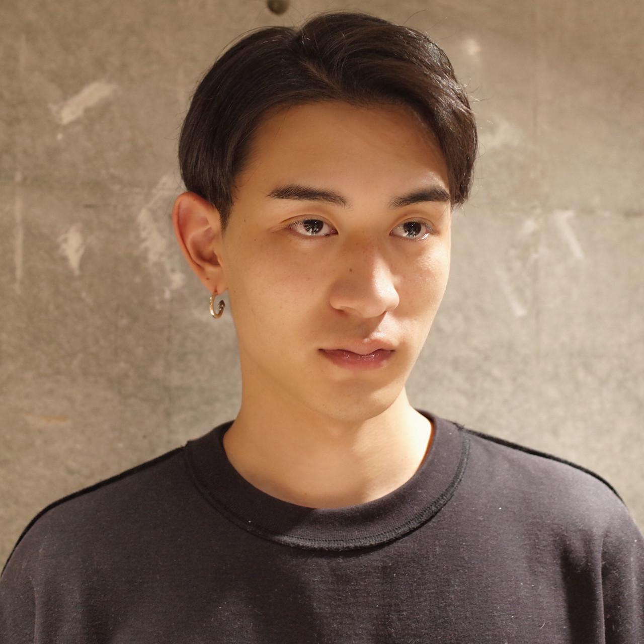 メンズ メンズヘア 刈り上げ ショート ヘアスタイルや髪型の写真・画像