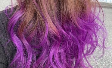 色 インナー 落ち カラー