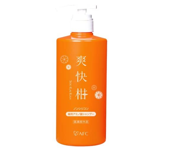 【AFC公式ショップ】薬用爽快柑 プロ用アミノ酸シャンプー 700ml