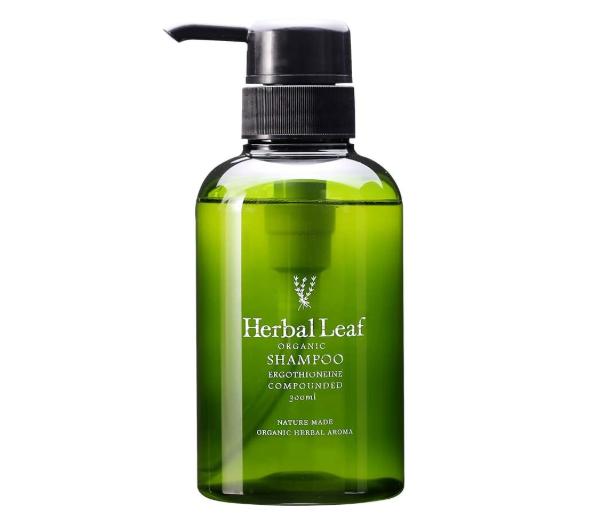 ハーバルリーフ(Herbal Leaf) アミノ酸シャンプー ノンシリコン オーガニック