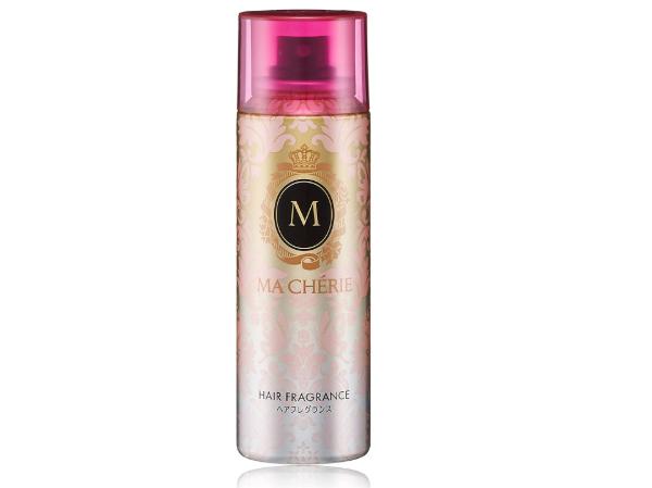 ホワイトフローラルの香りで人気「マシェリ ヘアフレグランス 仕上げ用」