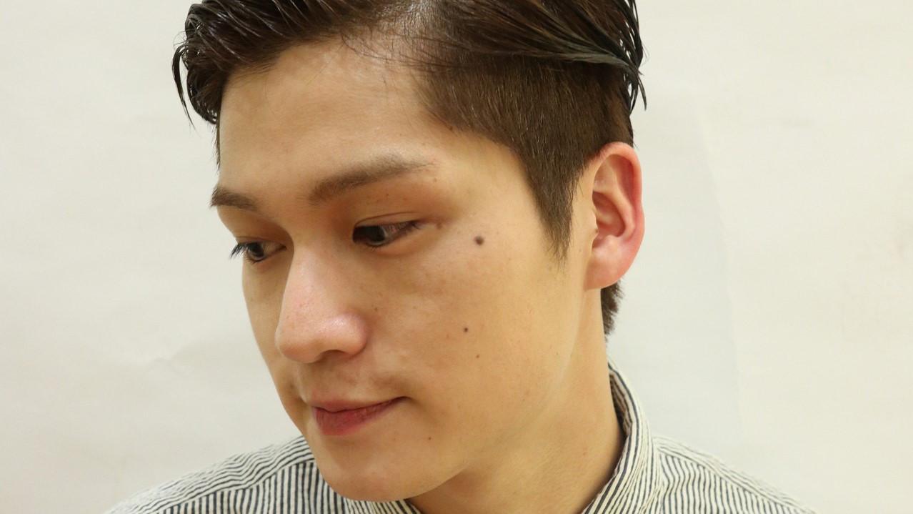 【メンズ】デコ出しヘアスタイル紹介|似合う男性の特徴って?