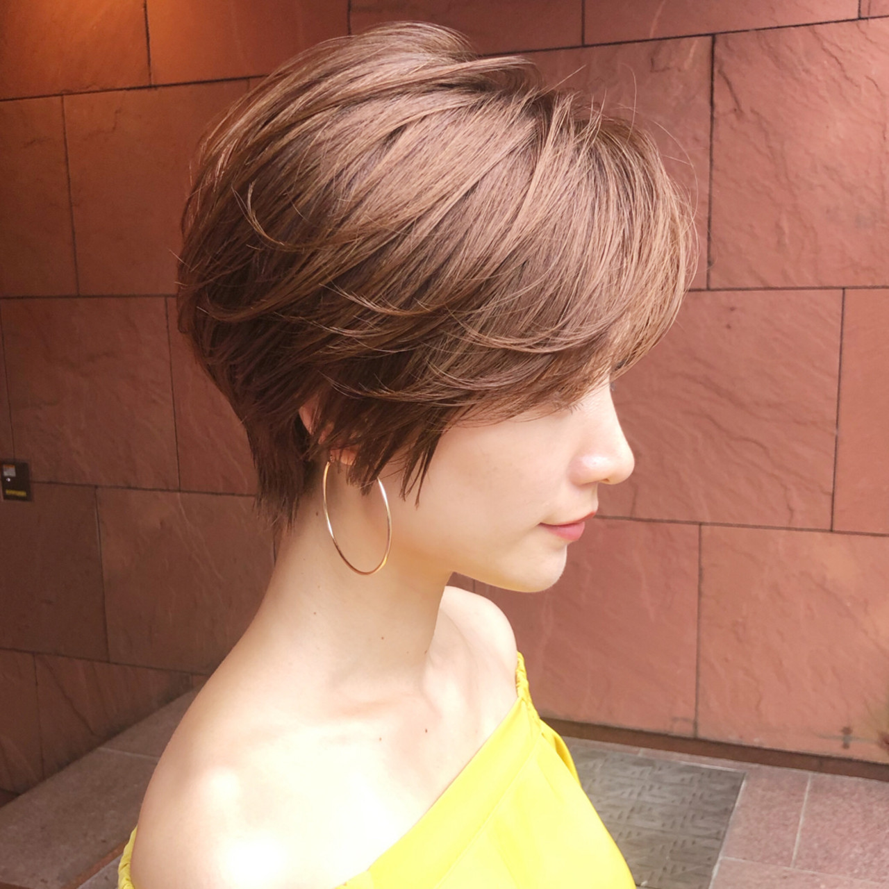 大人かわいい デート ナチュラル 大人女子 ヘアスタイルや髪型の写真・画像