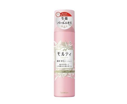 【医薬部外品】モルティ 女性用育毛剤 薬用育毛ローション180g