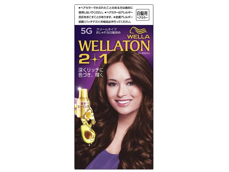 ウエラトーン2+1 クリームタイプ 5G