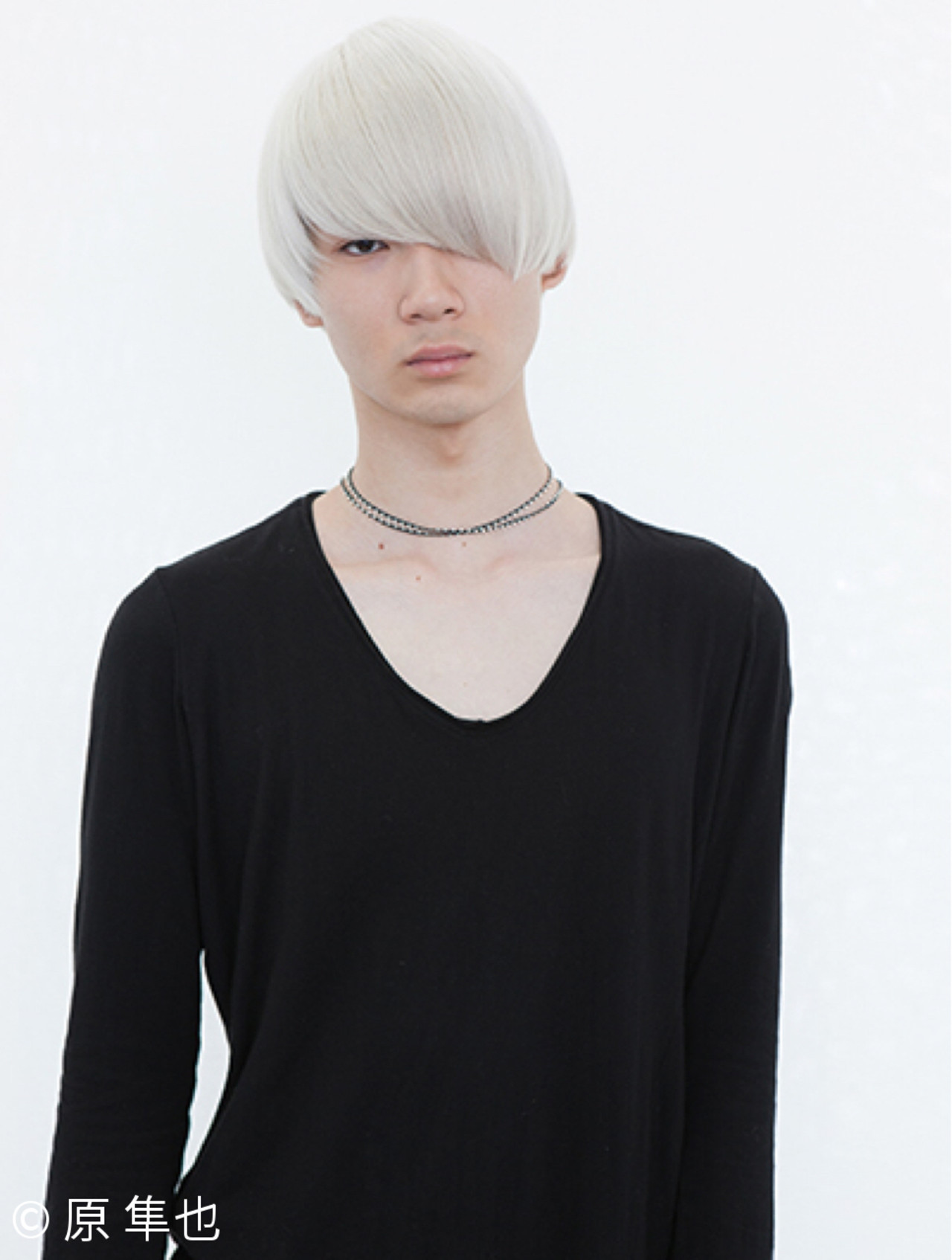 ブリーチ モード ショート 個性的 ヘアスタイルや髪型の写真・画像