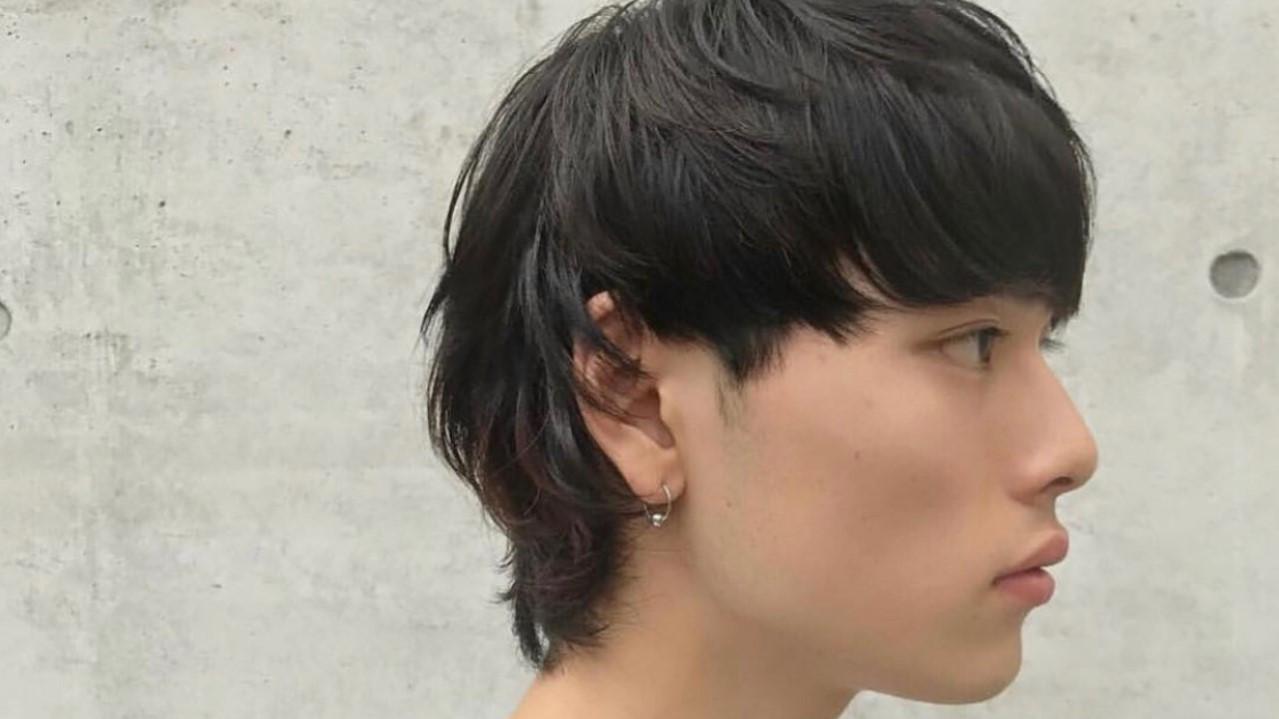 【2020最旬】ウルフヘアでキメるメンズ髪型!女子モテヘアカタログ