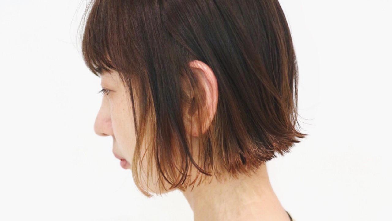 夏におすすめのグラデーションカラー♪人気のカラーでおしゃれヘアに