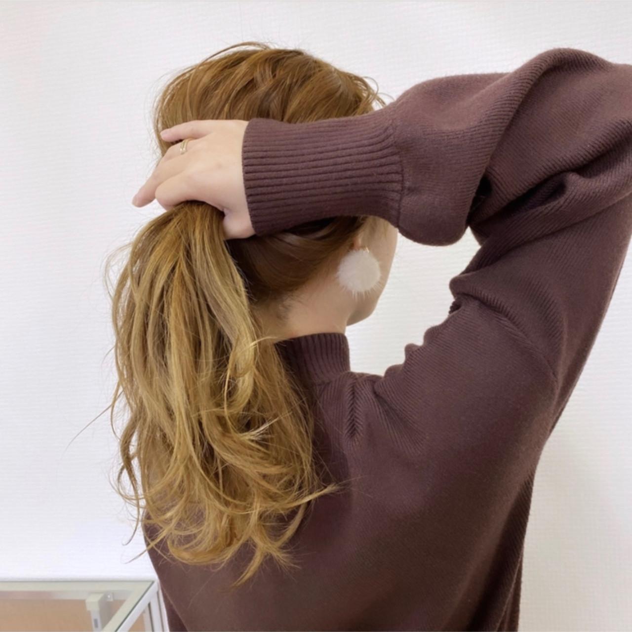 ハイトーン ギャル エレガント 派手髪 ヘアスタイルや髪型の写真・画像