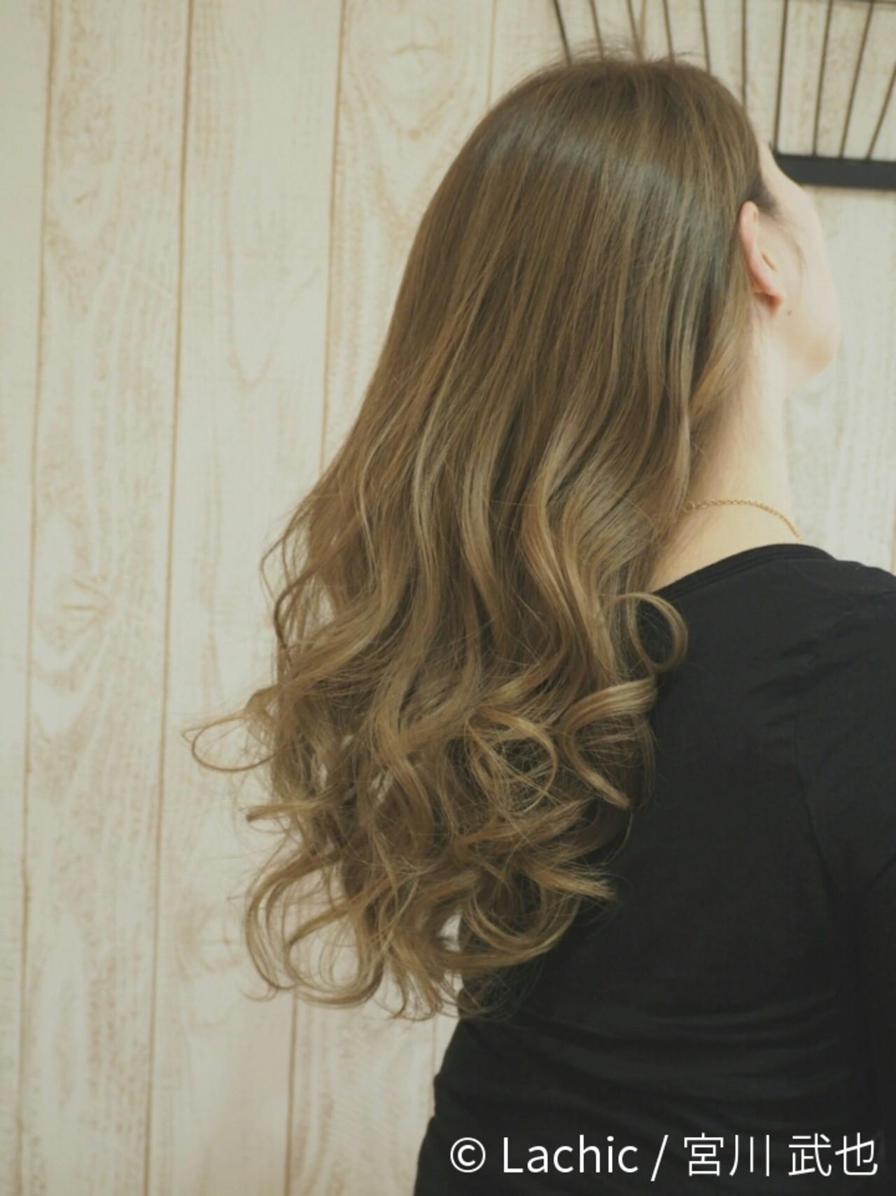 ゆるふわ 外国人風 ガーリー 大人かわいい ヘアスタイルや髪型の写真・画像