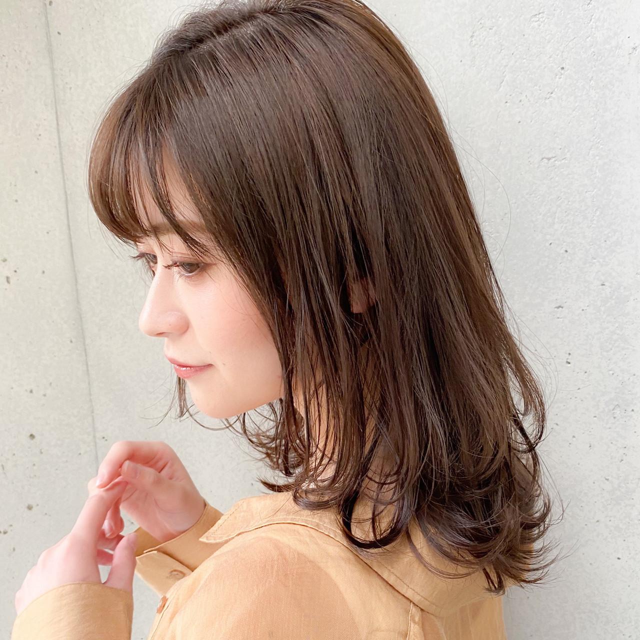 簡単ヘアアレンジ 簡単スタイリング 大人かわいい ナチュラル ヘアスタイルや髪型の写真・画像